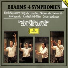 Johannes Brahms, 4 Sinfonien, 00028943568326