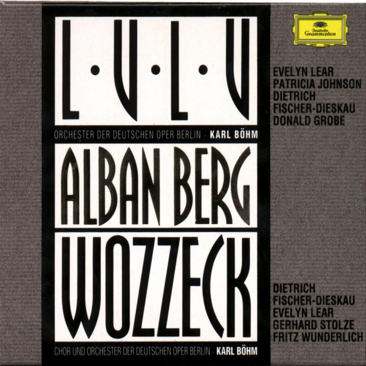 Berg: Lulu & Wozzeck 0028943570527