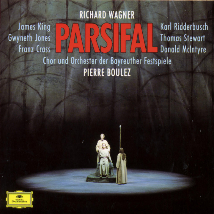 Wagner: Parsifal 0028943571827