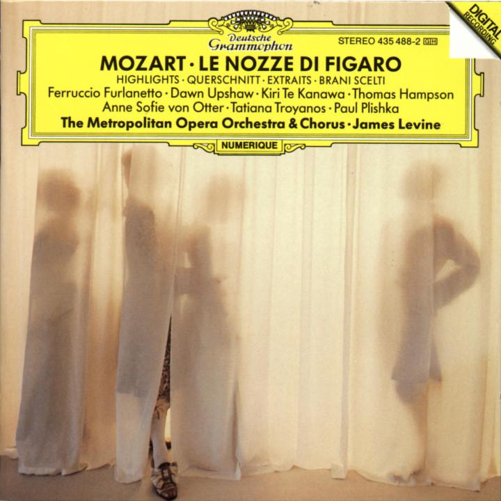 Le Nozze di Figaro (Auszüge) 0028943548825