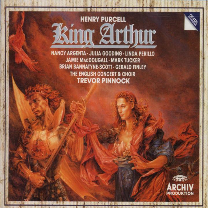 Purcell: King Arthur 0028943549022