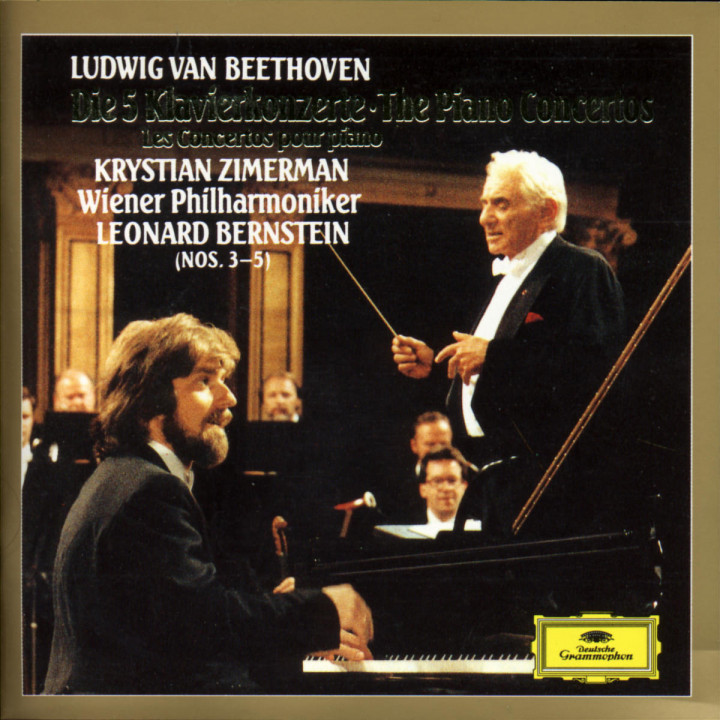 Beethoven: Concertos for Piano and Orchestra 0028943546720