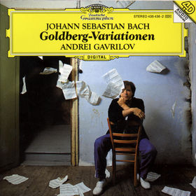 Johann Sebastian Bach, Goldberg-Variationen, 00028943543620