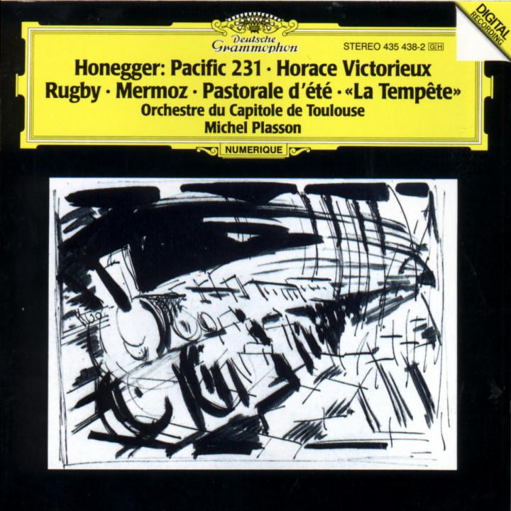Pacific 231; Horace victorieux 0028943543820
