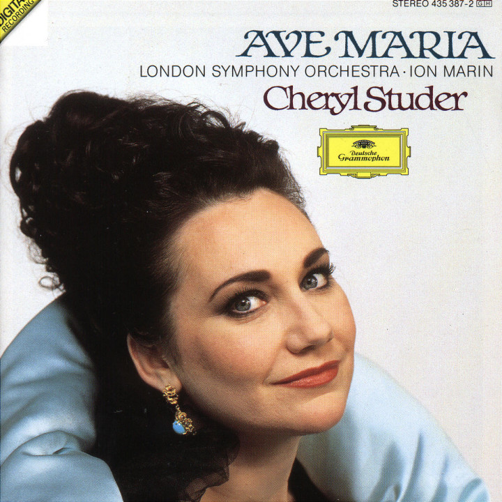 Cheryl Studer - Ave Maria 0028943538729