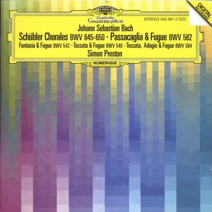 Choräle; Passacaglia 0028943538121
