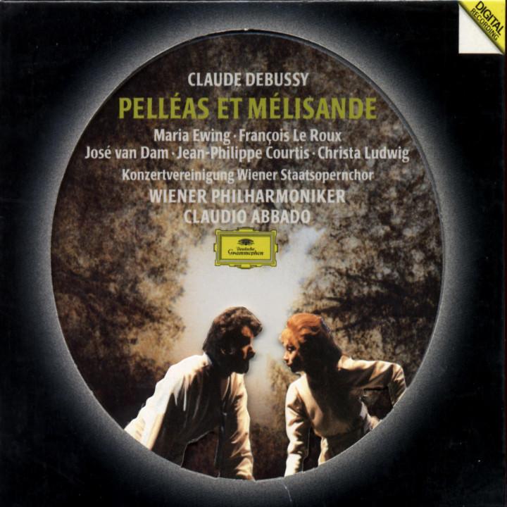 Pelléas et Mélisande 0028943534426