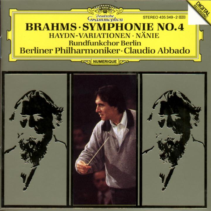 Brahms: Symphony No.4; Haydn Variations; Nänie 0028943534921