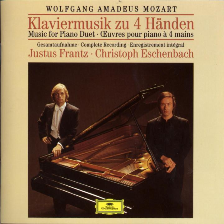 Klaviermusik zu vier Händen 0028943504221