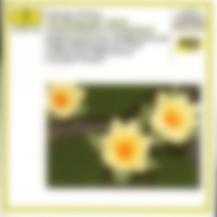 Brahms: Altrhapsodie / Schicksalslied / Triumphlied 0028943506625