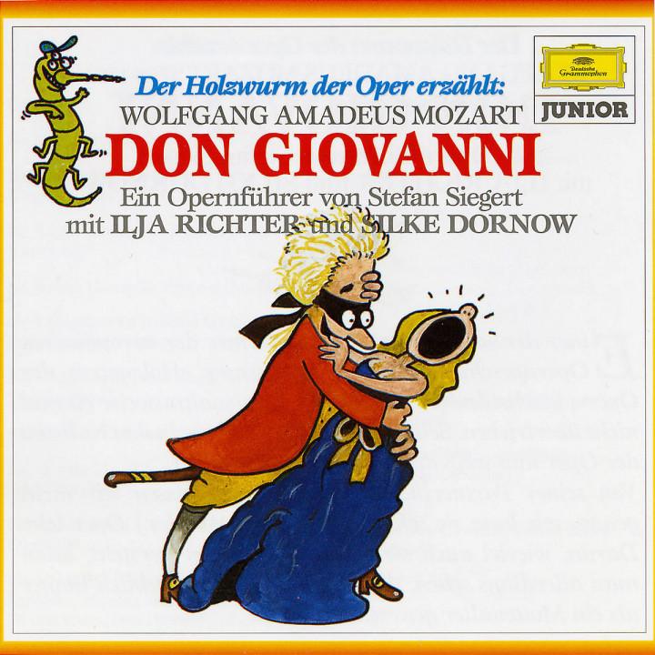 Der Holzwurm der Oper erzählt: Don Giovanni 0028943528427