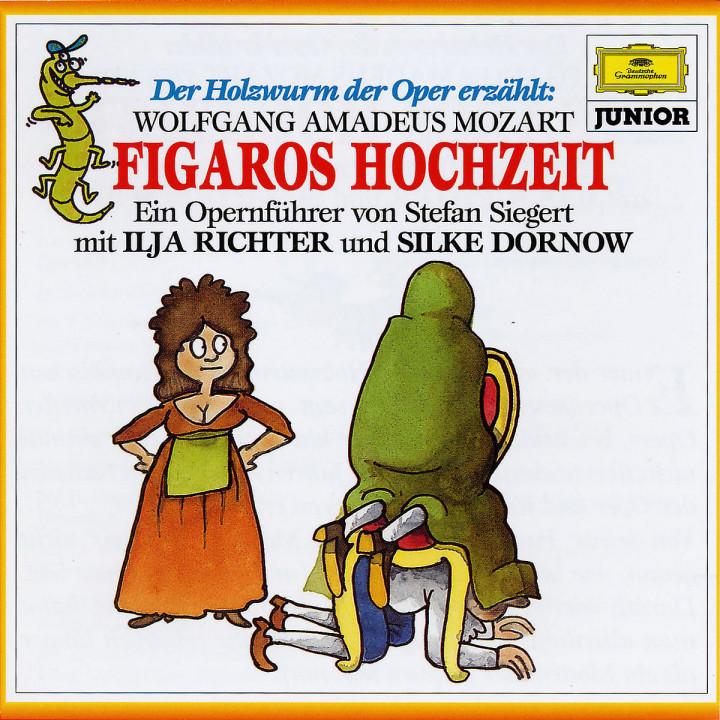 Der Holzwurm der Oper erzählt: Die Hochzeit des Figaro 0028943528520