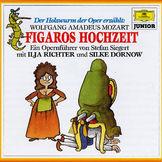 Der Holzwurm der Oper erzählt, Der Holzwurm der Oper erzählt: Die Hochzeit des Figaro, 00028943528528