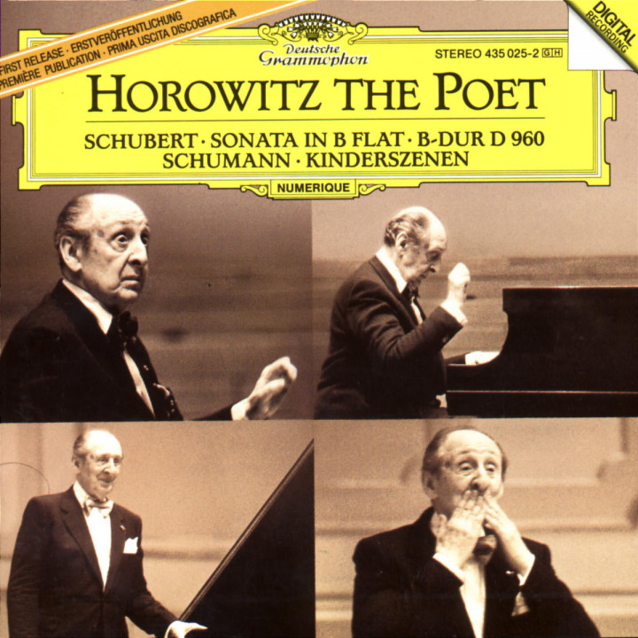 Horowitz the Poet 0028943502528