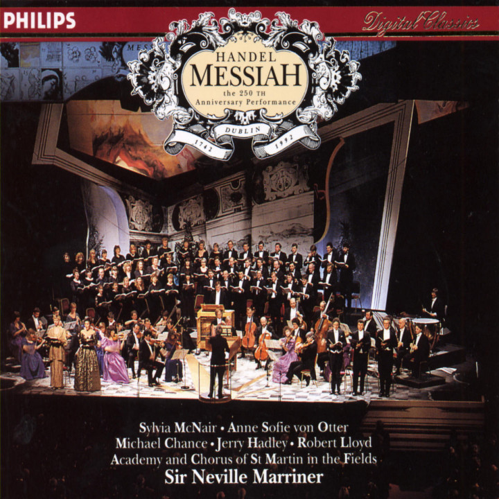 Der Messias - live in Dublin 0028943469522