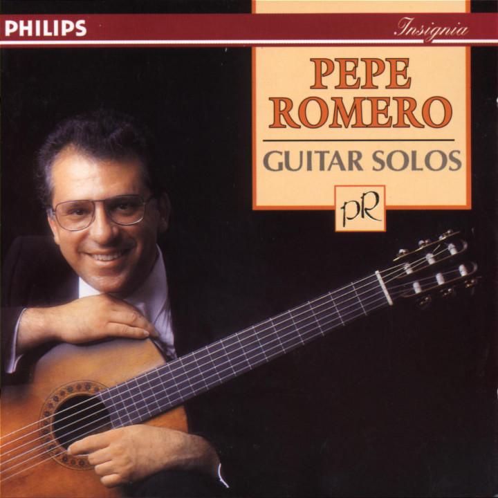 Albéniz / Granados / Romero / Sor: Guitar Solos 0028943472724
