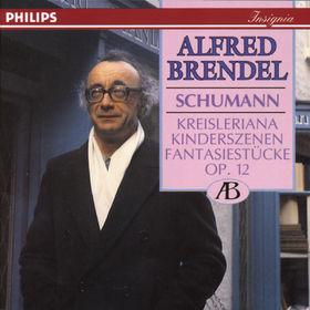 Robert Schumann, Kreisleriana, Kinderszenen, 00028943473224