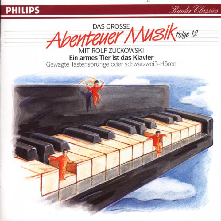 Ein Armes Tier Ist Das Klavier 0028943441425
