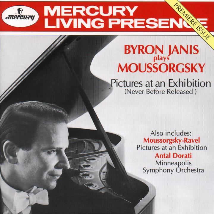 Bilder einer Ausstellung - Fassung für Klavier und Fassung für Orchester 0028943434621