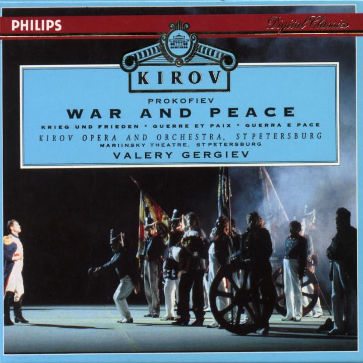 Prokofiev: War and Peace 0028943409720