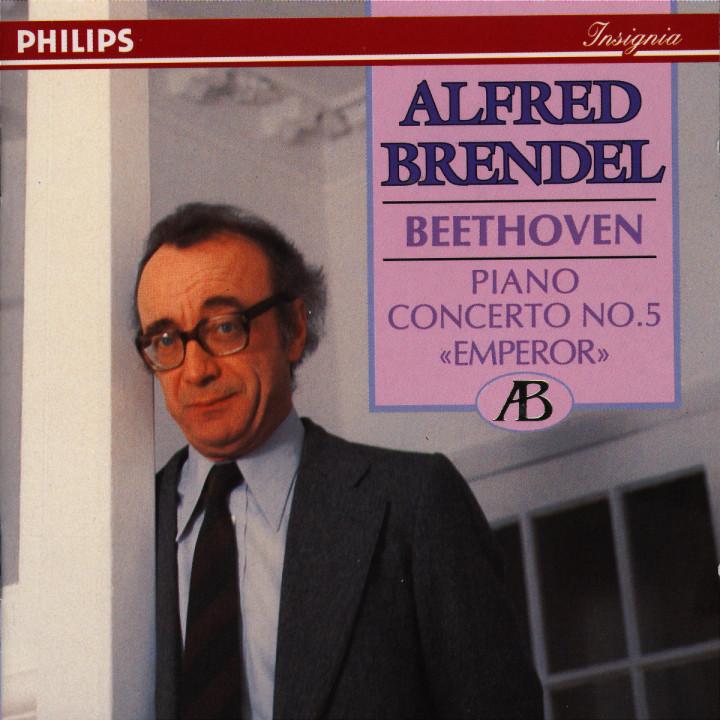 Beethoven: Piano Concerto No.5; Fantasia in C minor 0028943414821
