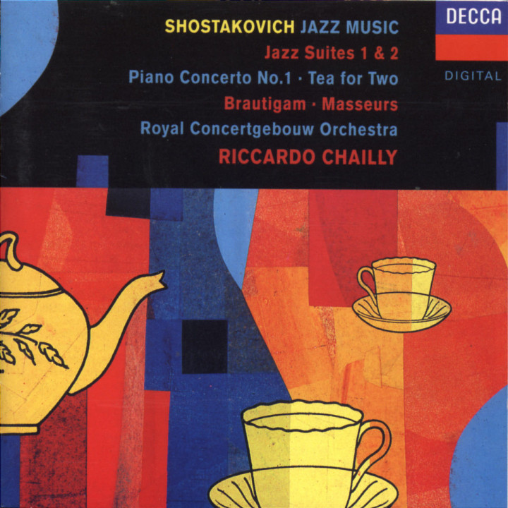 Shostakovich: The Jazz Album 0028943370226