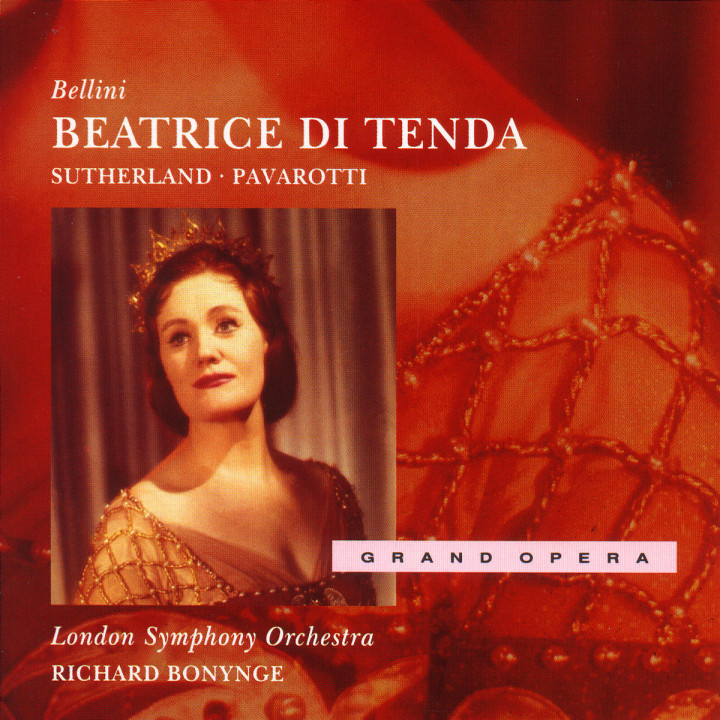 Bellini: Beatrice di Tenda 0028943370628