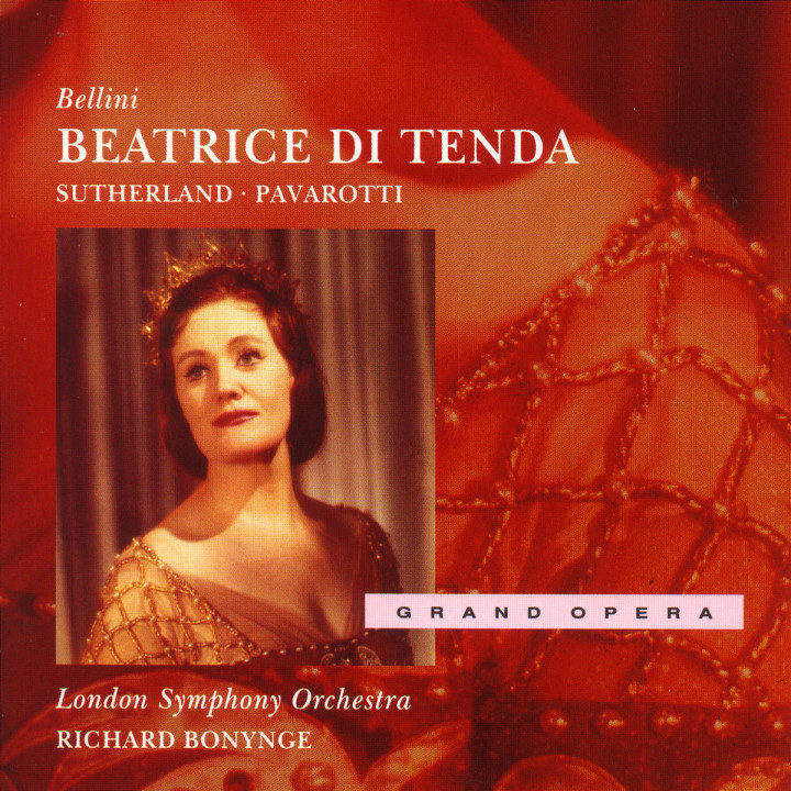 Bellini: Beatrice di Tenda 0028943370628