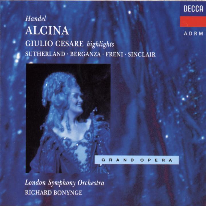 Handel: Alcina/Giulio Cesare in Egitto 0028943372321