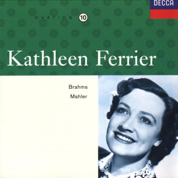 Kathleen Ferrier Vol.10 - Brahms / Mahler 0028943347729