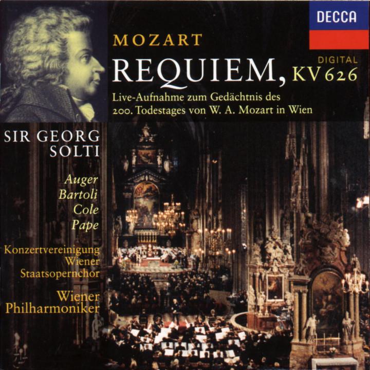Mozart: Requiem 0028943368829