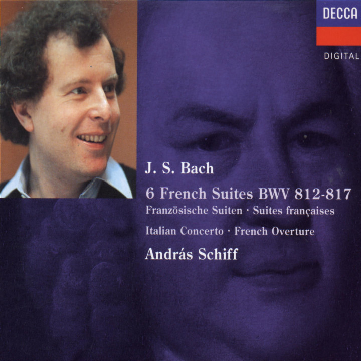 Bach, J.S.: French Suites Nos. 1-6/Italian Concerto etc. 0028943331328