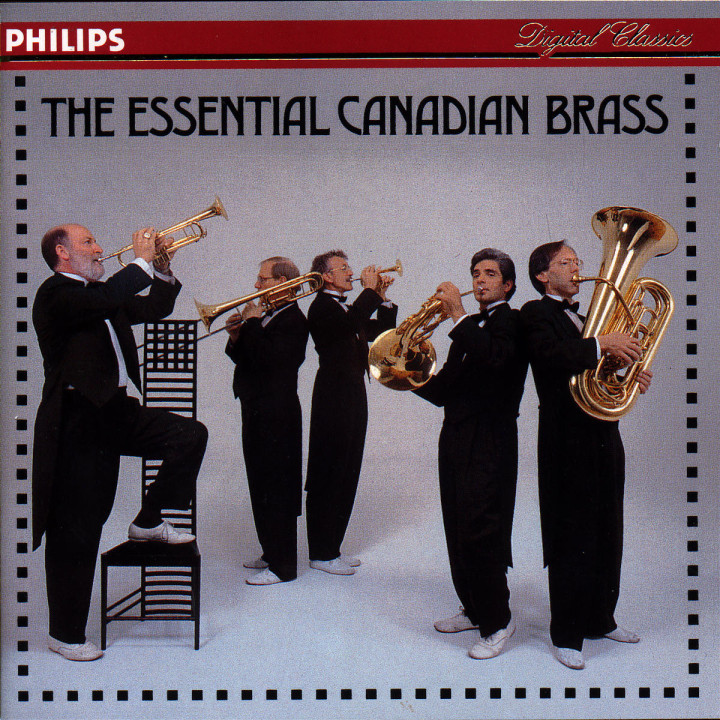 The Essential Canadian Brass 0028943257123