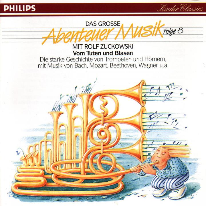 Das Grosse Abenteuer Musik Mit Rolf Zuckowski - Vol.7 0028943246521