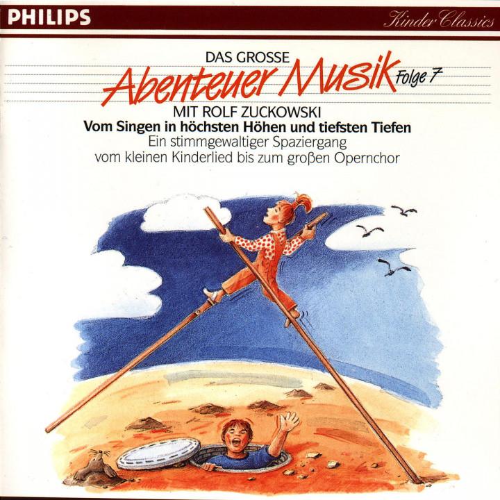 Das Grosse Abenteuer Musik Mit Rolf Zuckowski - Vol.9 0028943246727