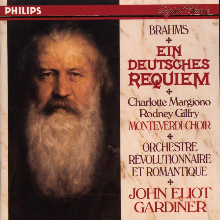 Brahms: Ein Deutsches Requiem 0028943214025