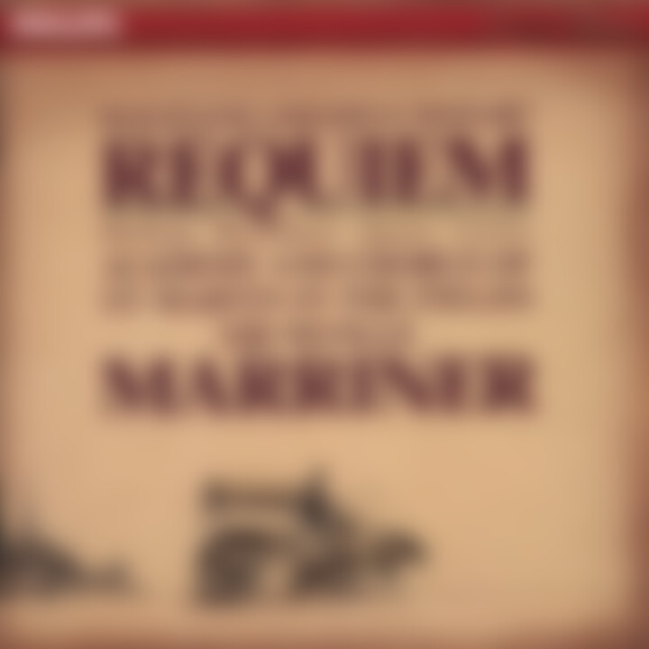 Requiem d-moll KV 626 0028943208727