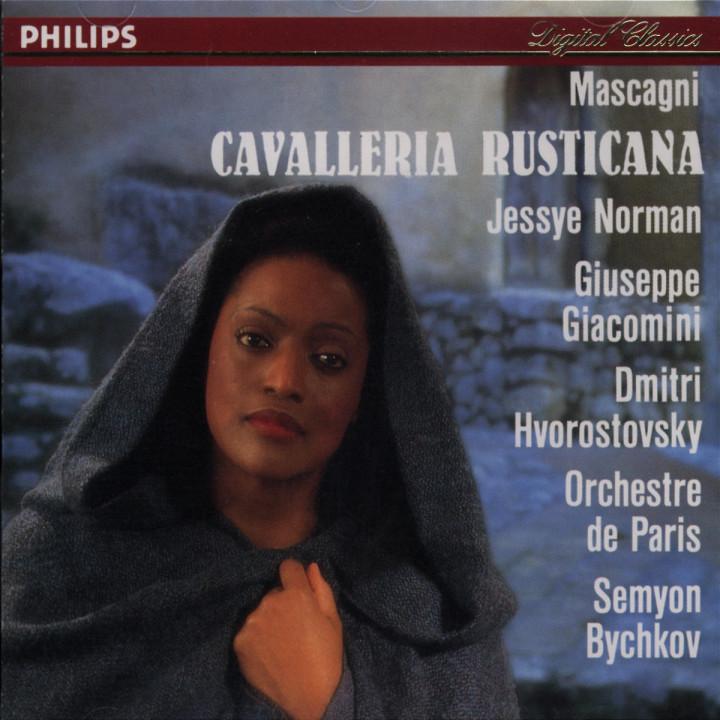 Cavalleria Rusticana 0028943210526
