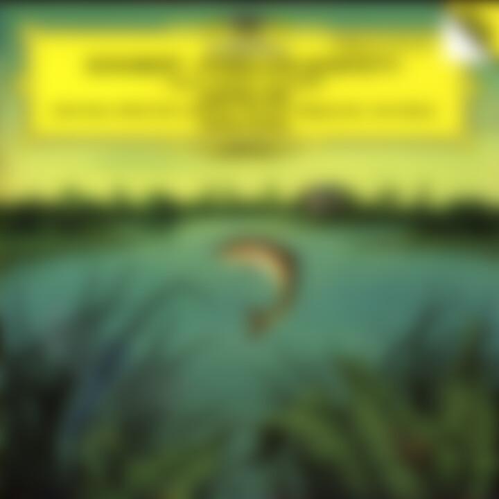 Forellenquintett; Quartett D 96 0028943178325