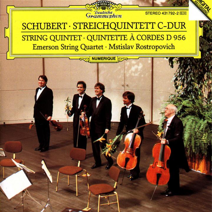 Streichquintett C-dur D 956 0028943179223