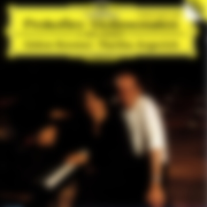 Prokofiev: Violin Sonatas 0028943180320
