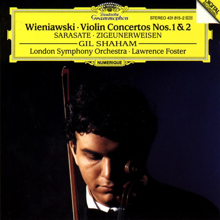 Wieniawski: Violin Concertos Nos.1 & 2 0028943181527