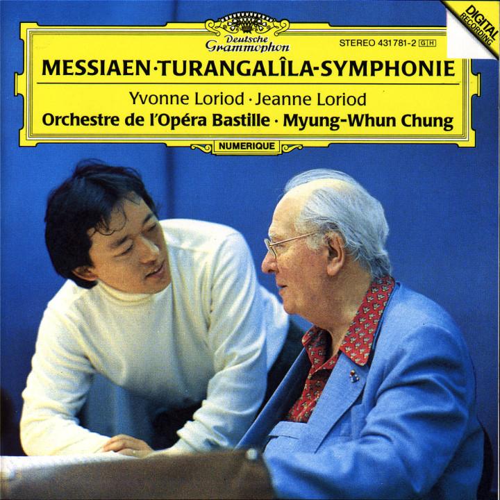 Turangalila-Sinfonie 0028943178129