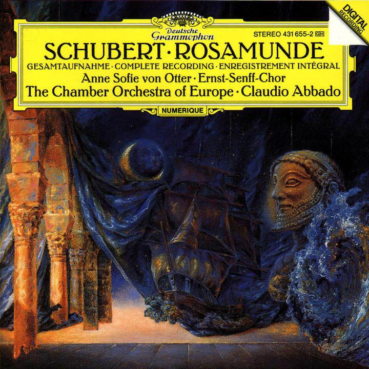 """Schubert: Music for """"Rosamunde"""" 0028943165525"""