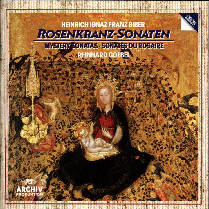 Heinrich Ignaz Franz Biber: Rosenkranz-Sonaten 0028943165628