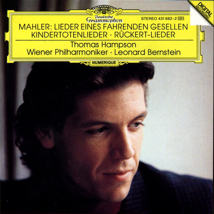 Mahler: Lieder eines fahrenden Gesellen; Kindertotenlieder; Rückert-Lieder 0028943168229