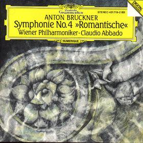 Anton Bruckner, Sinfonie Nr. 4 Es-dur Romantische, 00028943171922