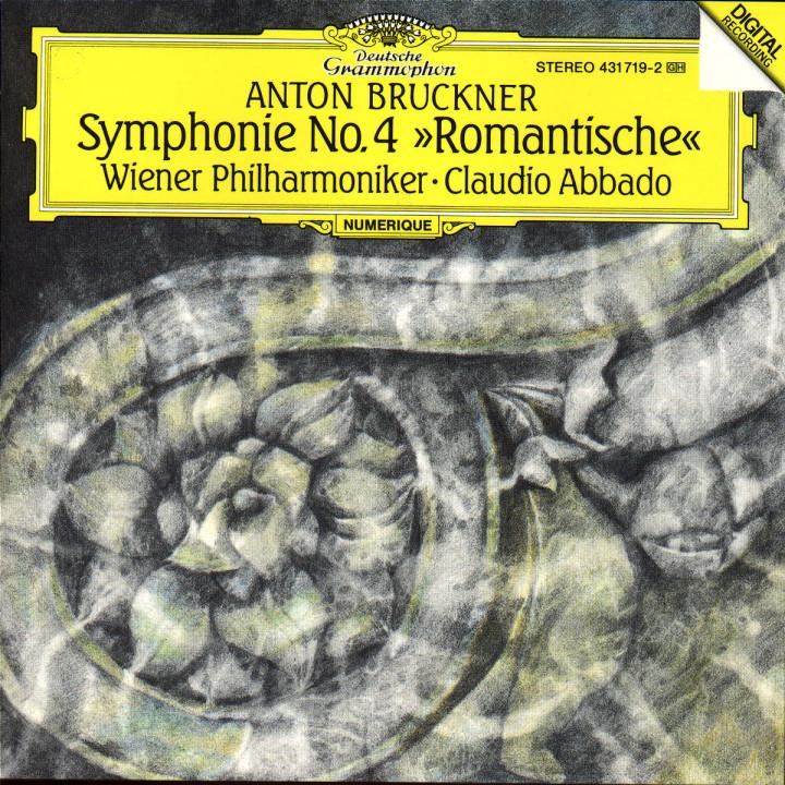"""Bruckner: Symphony No.4 """"Romantic"""" 0028943171926"""