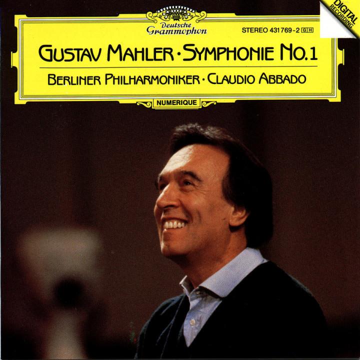 Mahler: Symphony No.1 0028943176921