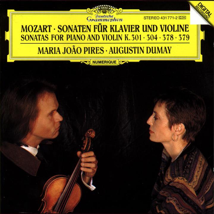 Mozart: Violin Sonatas K. 301, 304, 378 & 379 0028943177128